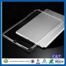 C&T Hot sell style clear tpu soft case for apple ipad pro