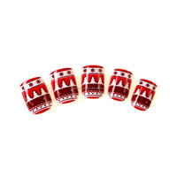High quality artificial fingernails/false nail /fake nail tips acrylic nail art set with full cover type