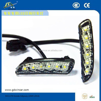 Factory wholesale high quality super brightness water proof led drl/daytime running light for Honda Odyssey (09-13)