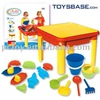 Summer sand & water play table for kids