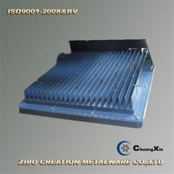 Aluminum die casting led light frame