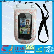 Waterproof phone case for galaxy s2