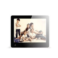 SH8028DPF engraved digital photo frame 8 inch for ad display