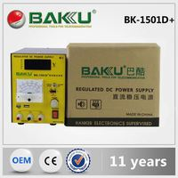 Baku Hot Sale High Standard Low Price Long Life Time Power Supply Phone