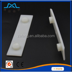 China Best-selling Special PE Plastic sliding block parts