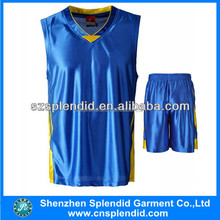 China cheap wholesales custom best basketball sportswear