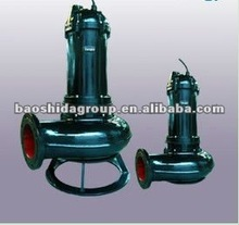 W60 submersible centrifugal pump with a structure of radial flow and mixed flow