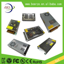 CE ROHS approved 5v 12v 24v 15w 30w 50w 100w 150w switching power supply