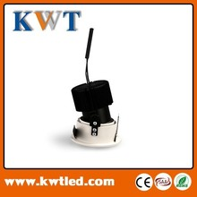 2015 wholesale factory made 3000k led ceiling downlight