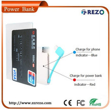 Corporate promotional Items power banks,charge your phone and tablet while on the go