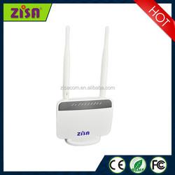 300M 2*2 WiFi High Performance 4Port ADSL2+ Router ADSL modem