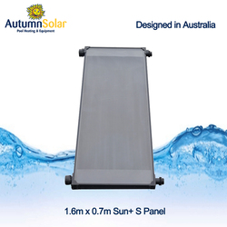 2*1m solar pool collectors,Solar pool Water Heater Panel on a roof