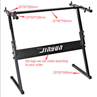 music keyboard stand instrument/electronic keyboard stand
