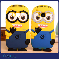 Wholesale cute despicable me minion phone case for HTC One M9