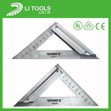 Factory Sale High Quality Acrylic Drawing Set Square Triangle ruler factor