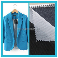 100 Polyester tricot warp knitted fabric Polyester double knit fabric