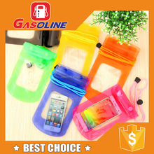 Hot sale fashional cellphone waterproof bag