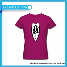 logo printed advertising fashion promotion t shirt