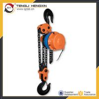 New Model 440v 1 ton light duty electric hoist