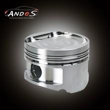 Custom Pistons For Nissan Vanette Largo LD20 LD20T 2.0L Diesel Engine Piston