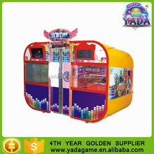 Newest professional music simulation video game machine,songs singing game machine
