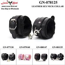 Removable collar wrist, bycep, thigh & ankle cuffs / manacle / restraints / B O N D G E Gear