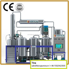 VTS-PPBlack Oil Waste Engine Oil Turbine Oil Regeneration Machine