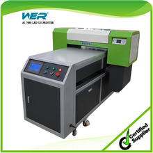 Decoration and signs industries direct printing flatbed printer