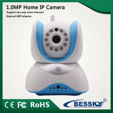 convert ip camera in analog with Pir Sensor, ip camera composite output, 1.3 megapixel ip ptz camera