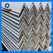 Hot sale! Factory price! Hot rolled mild steel angle bar, angle steel iron for iron tower and derric frame