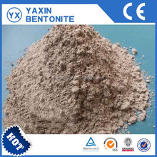 bentonite powder coating