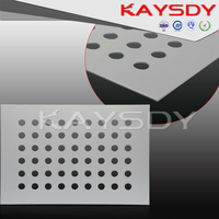 Hot Sale Aluminum Composite Panel Perforated With Aluminum Alloy Or Galvanize Steel Material