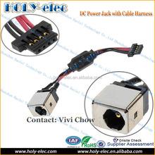 Laptop AC DC Power Port Jack Socket Cable harness for Acer Aspire One PAV70 NAV50 NAV70 AO532H 532H (PJ407)
