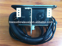 BW-T651 Pop Up Cable Management Flush Mounted Electric Outlets