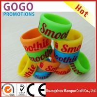 Mods decorative ring Vape bands 100% food grade silicone, Eco-friendly silicone rubber band non-slip vape band for new vape mod