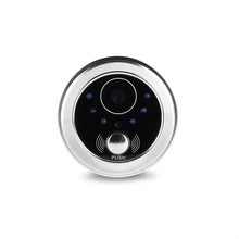 3 times digital zoom vedeo door eye viewer with good quality and good night vision is on sale!