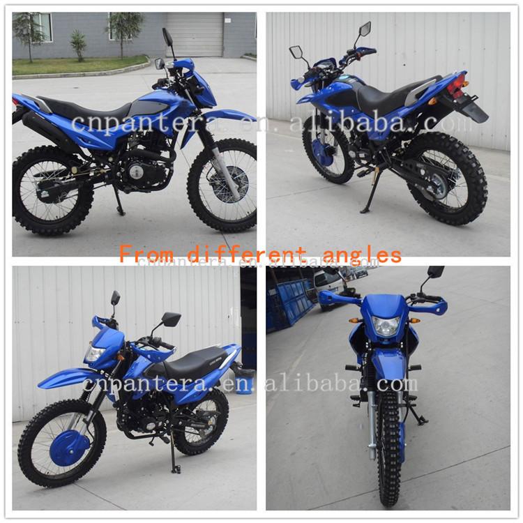 Chongqing Scrambling  Dirt   Popular Motorcycle for Sale
