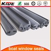 epdm rubber seal boat windshield rubber seal glazing weather strip