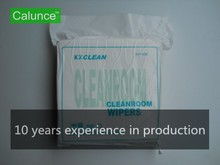 Factory direct sales 100% Polyester Cleanroom wiper