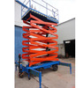 projector hydraulic motorcycle scissor lift