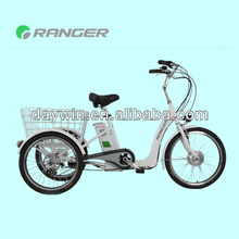 36V 350W Electric Tricycle for adults