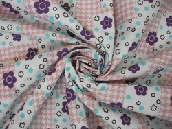 cheapest type fabric cotton printed Bed sheet fabric