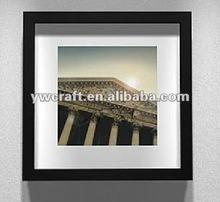 Black Wood Picture Frame (New Design) Hot Selling 2012