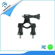 Bike HANDLEBAR SEATPOST POLE MOUNT,Sport camera bicycle stand and screw,Action camera accessories sport camera parts