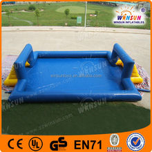 Nice Quality Safe Inflatable Water Park Football Playground