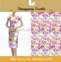 2014 New product bamboo pattern print fabric