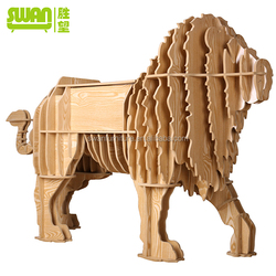 3078 high quality popular Lion table