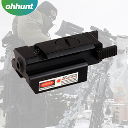 650nm High power Compact Tactical red laser sight for pistol .40 with 20mm Picatinny Rail Mount