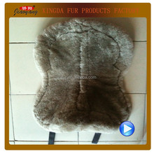 Cotton Outshell and Polyester Filling Sheepskin Horse Saddle Pads