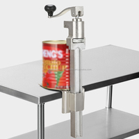 Cast Iron Heavy Duty Table Mount Can Opener